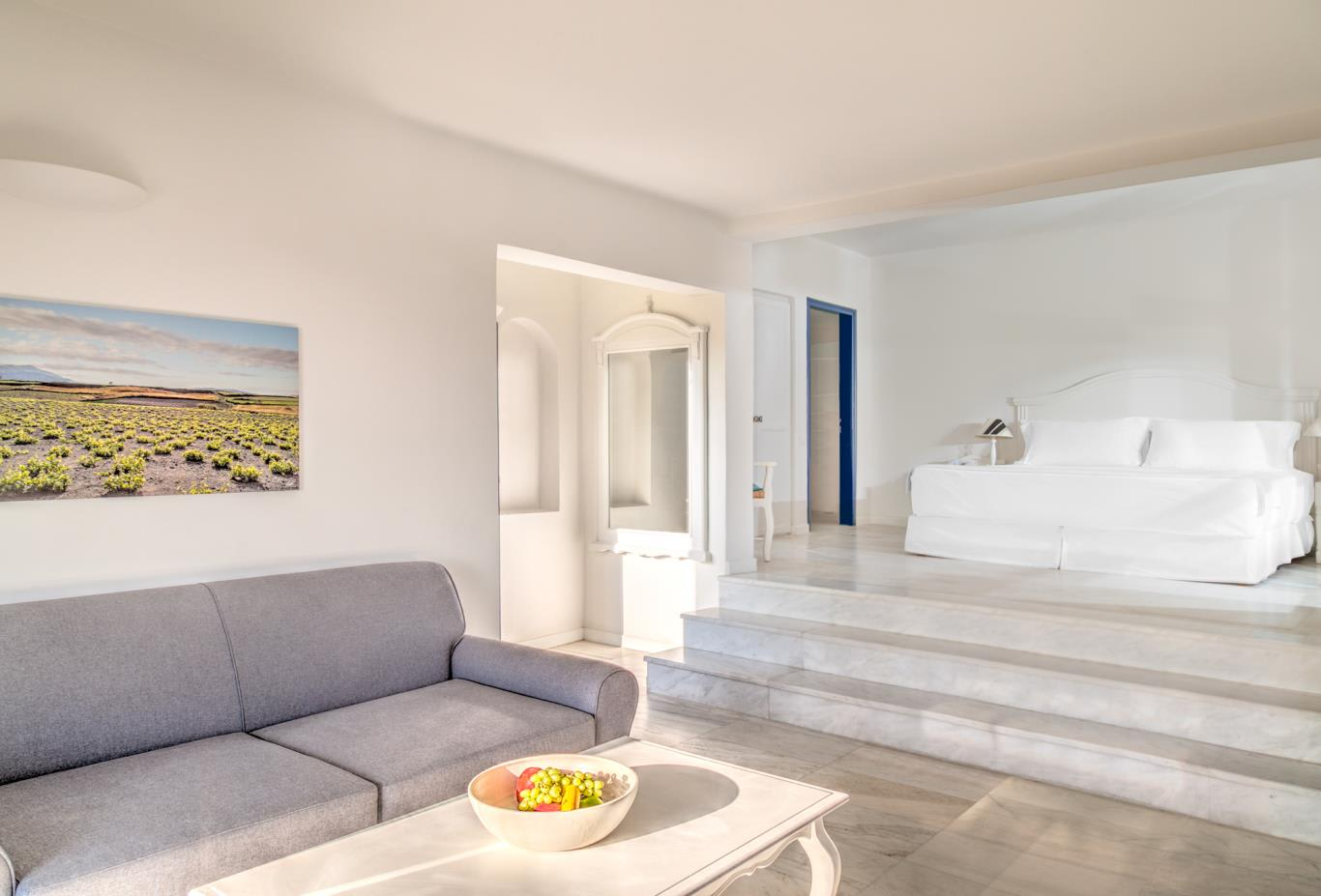 Aegean Suite overview