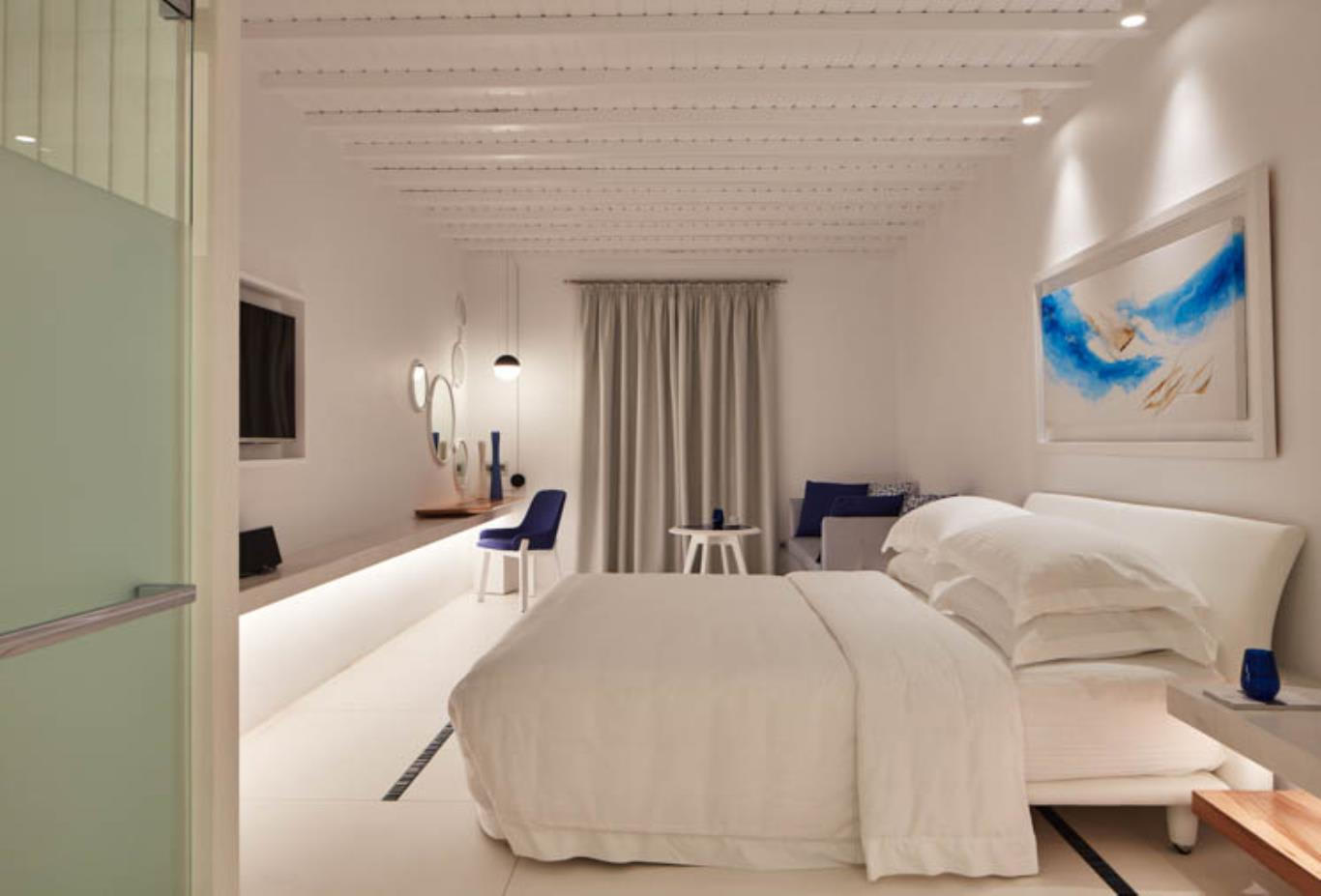 White Bliss bedroom