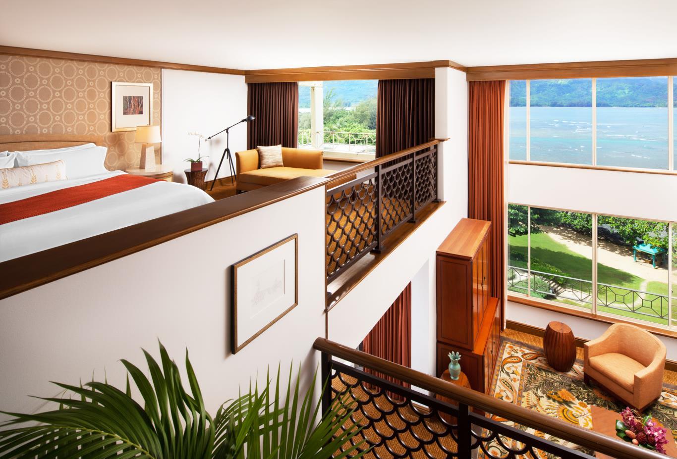 Bali Hai Suite