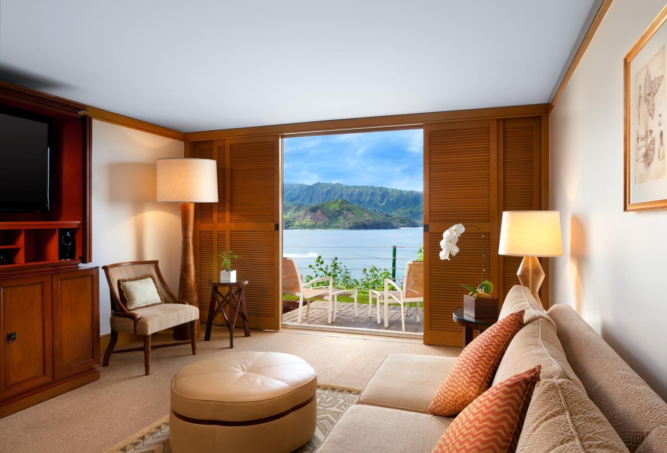 Moarch Ocean View Suite
