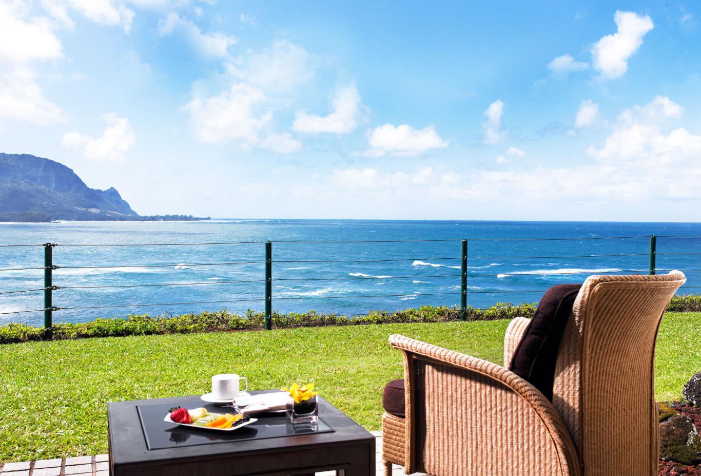Monarch Ocean View Suite Terrace
