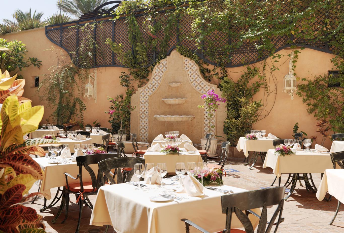 La Alacena Restaurant Patio