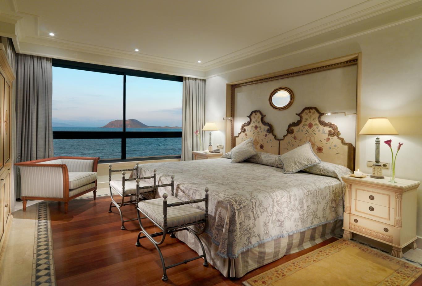 Royal Suite Master Bedroom