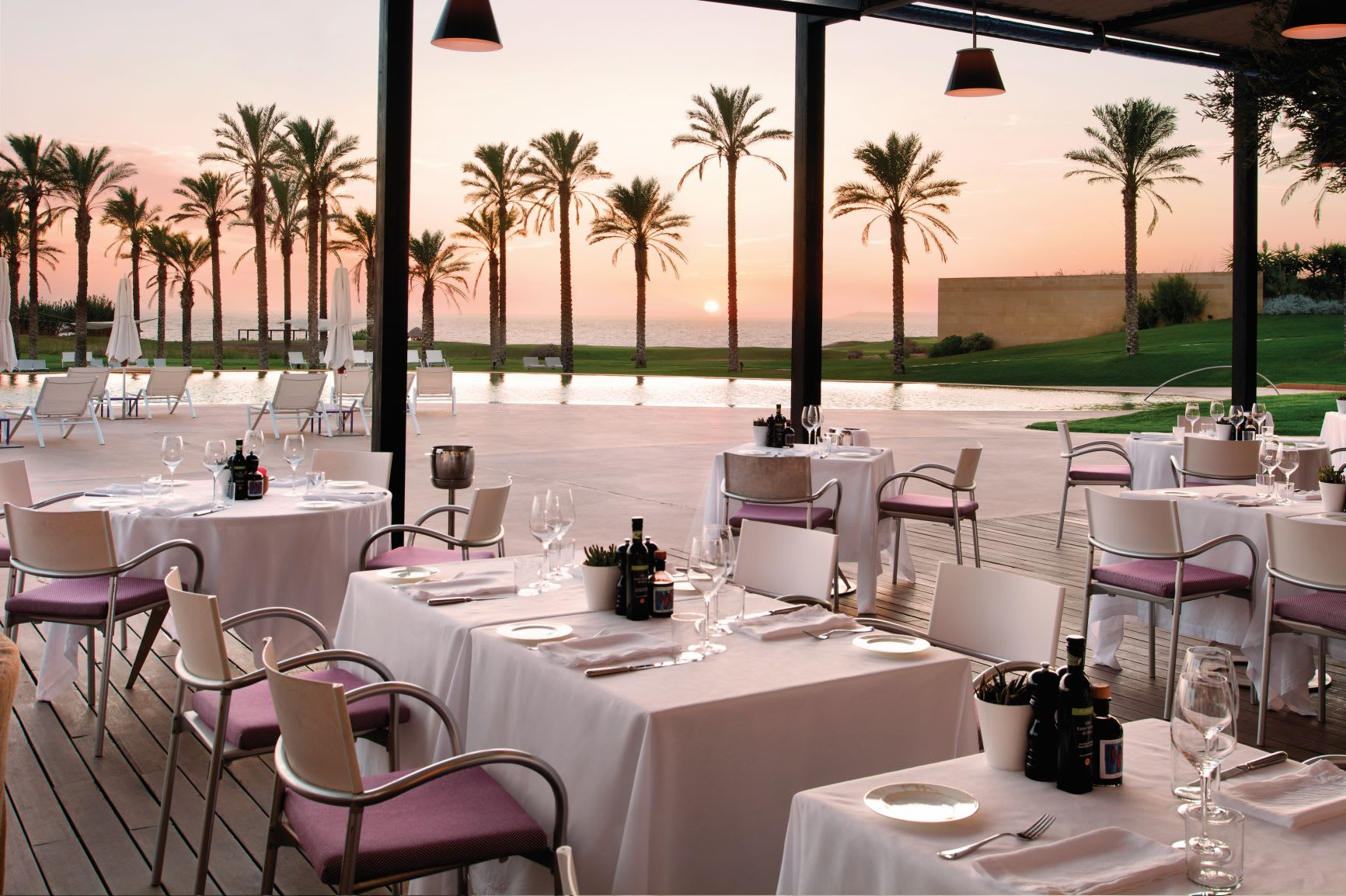 Zagara Restaurant Terrace