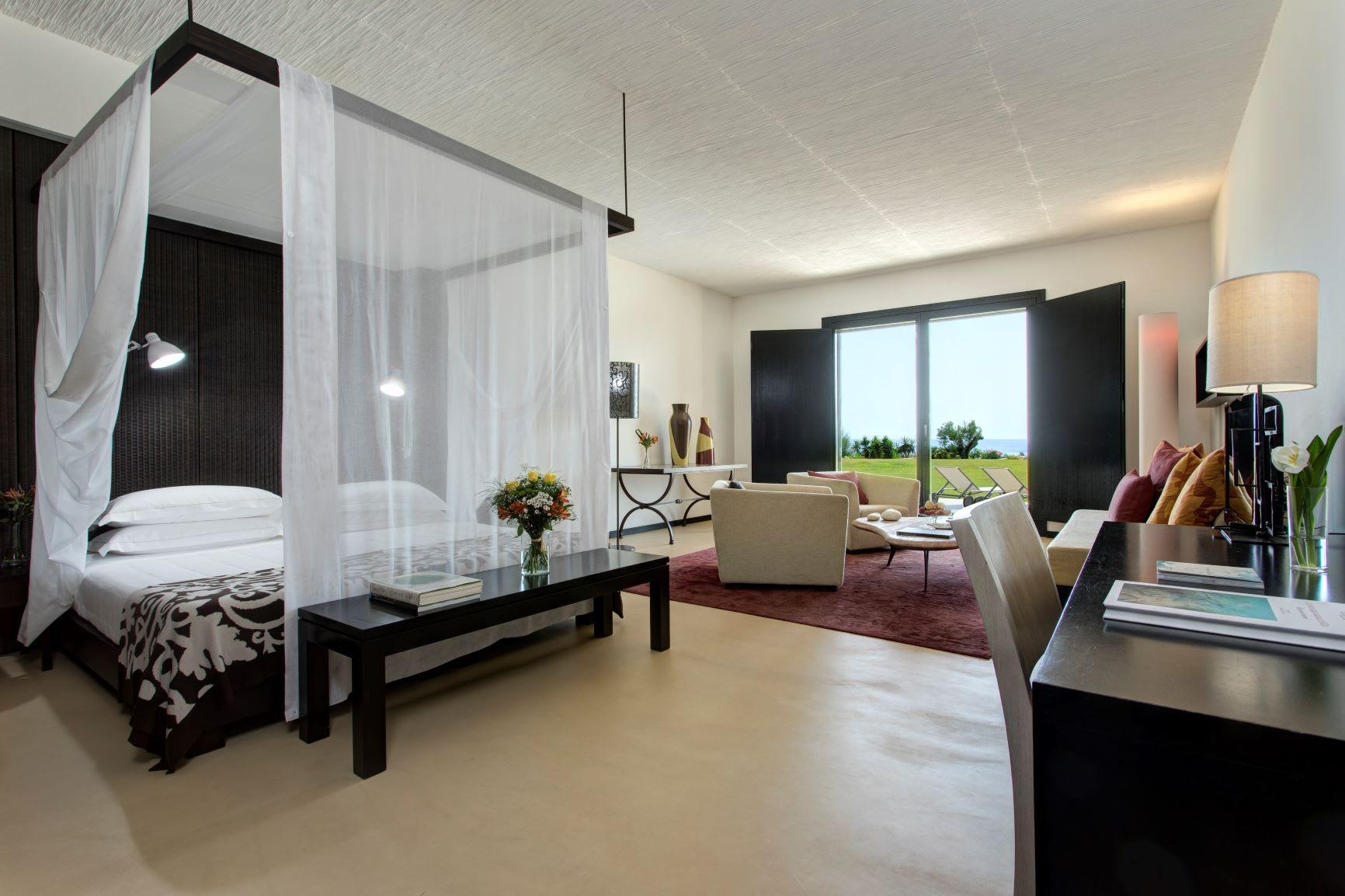 Classic Suite bedroom