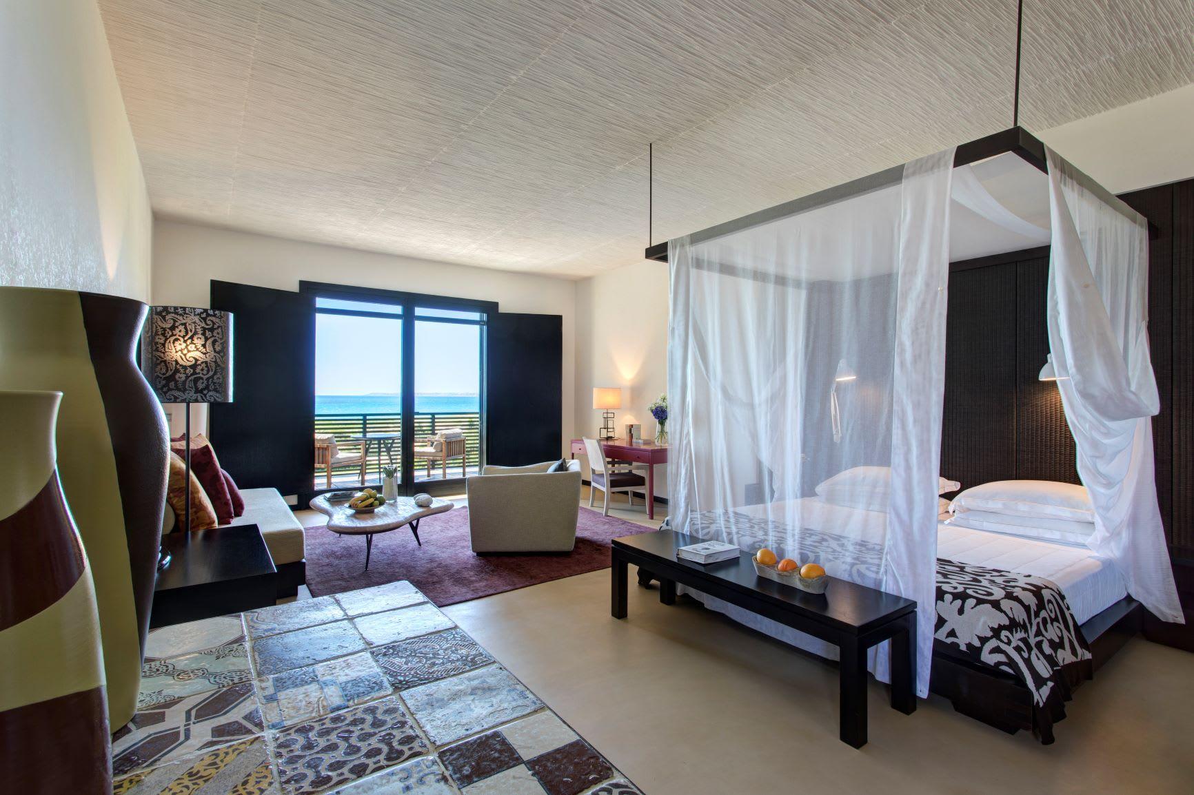 Junior Suite bedroom 2