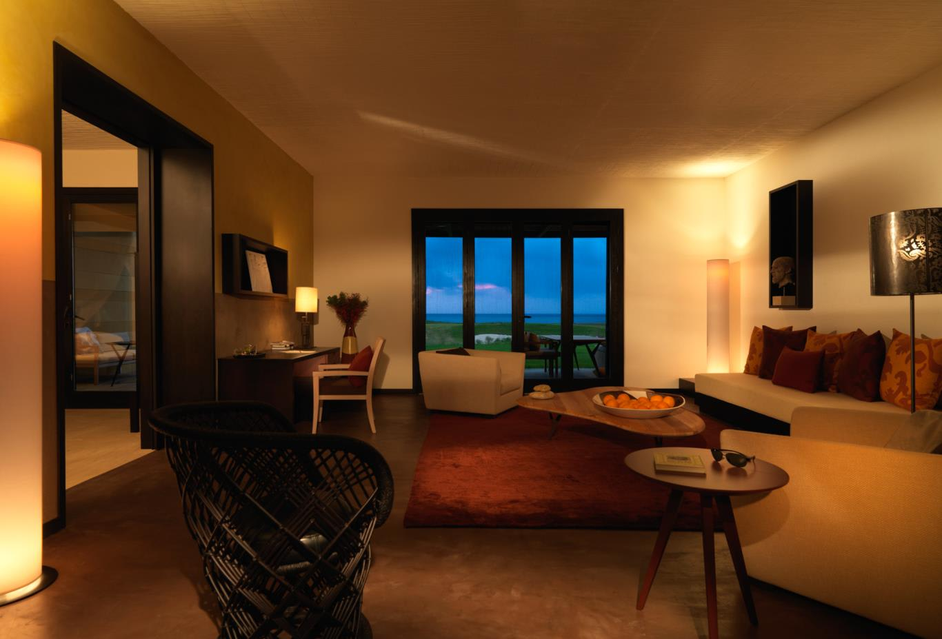 Grand Suite bedroom
