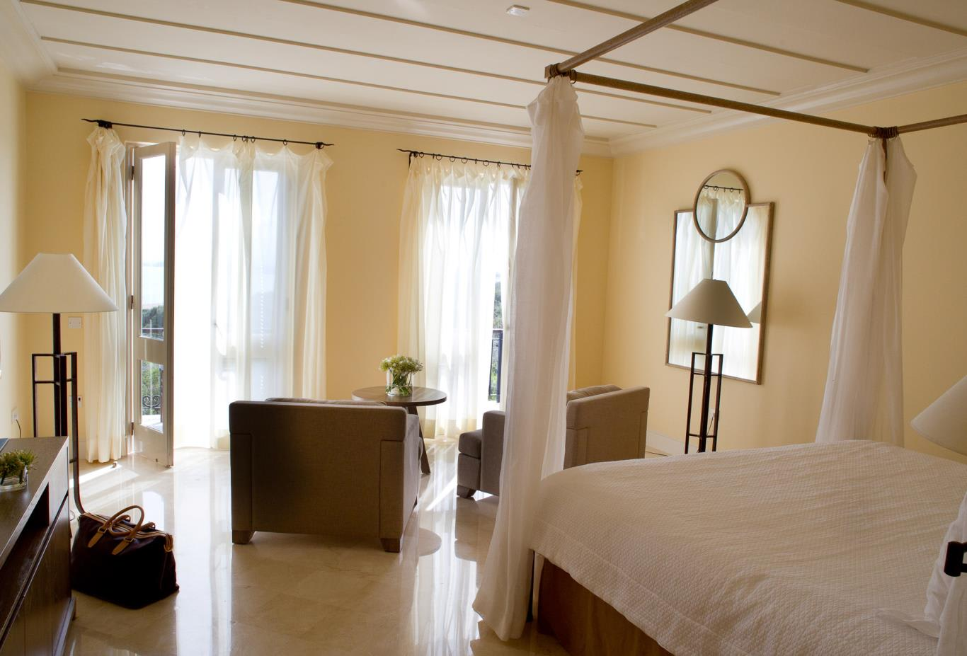 Alexandros Master Bedroom