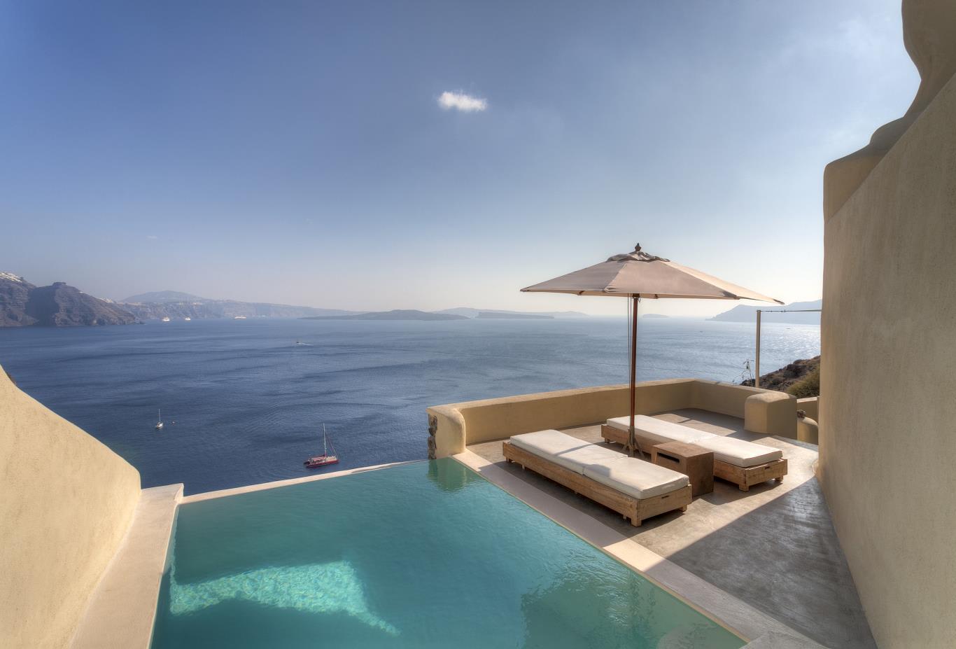 Mystery pool villa