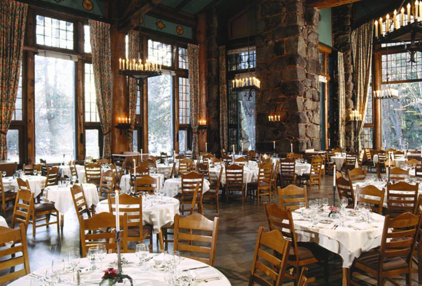 The Majestic Dining Room