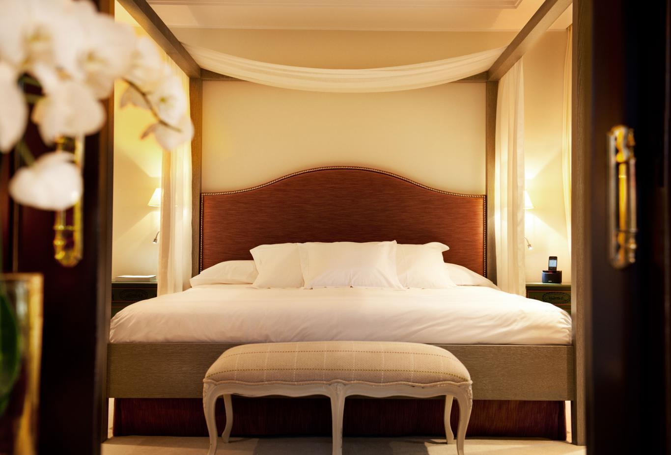 Mediterránea Suite Bed