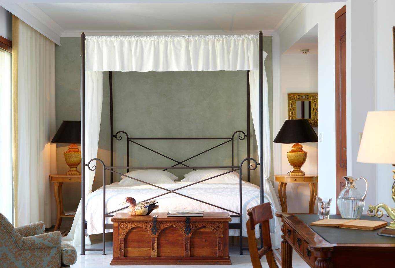 Danai Suite Bedroom