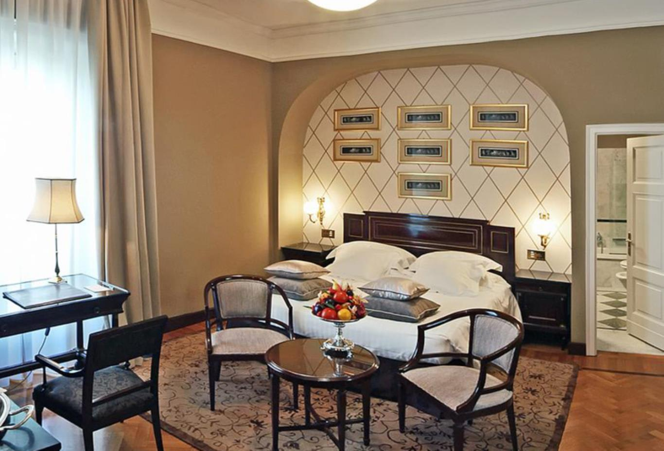 Superior Double or Twin Room area