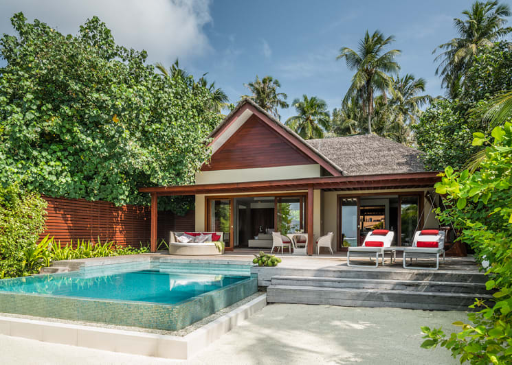 Family Beach Pool Villa (exterior)