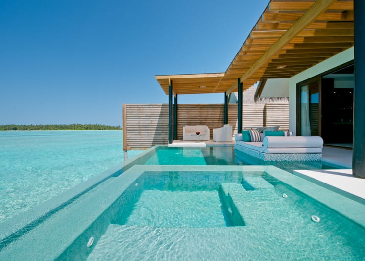 Deluxe Water Pool Villa