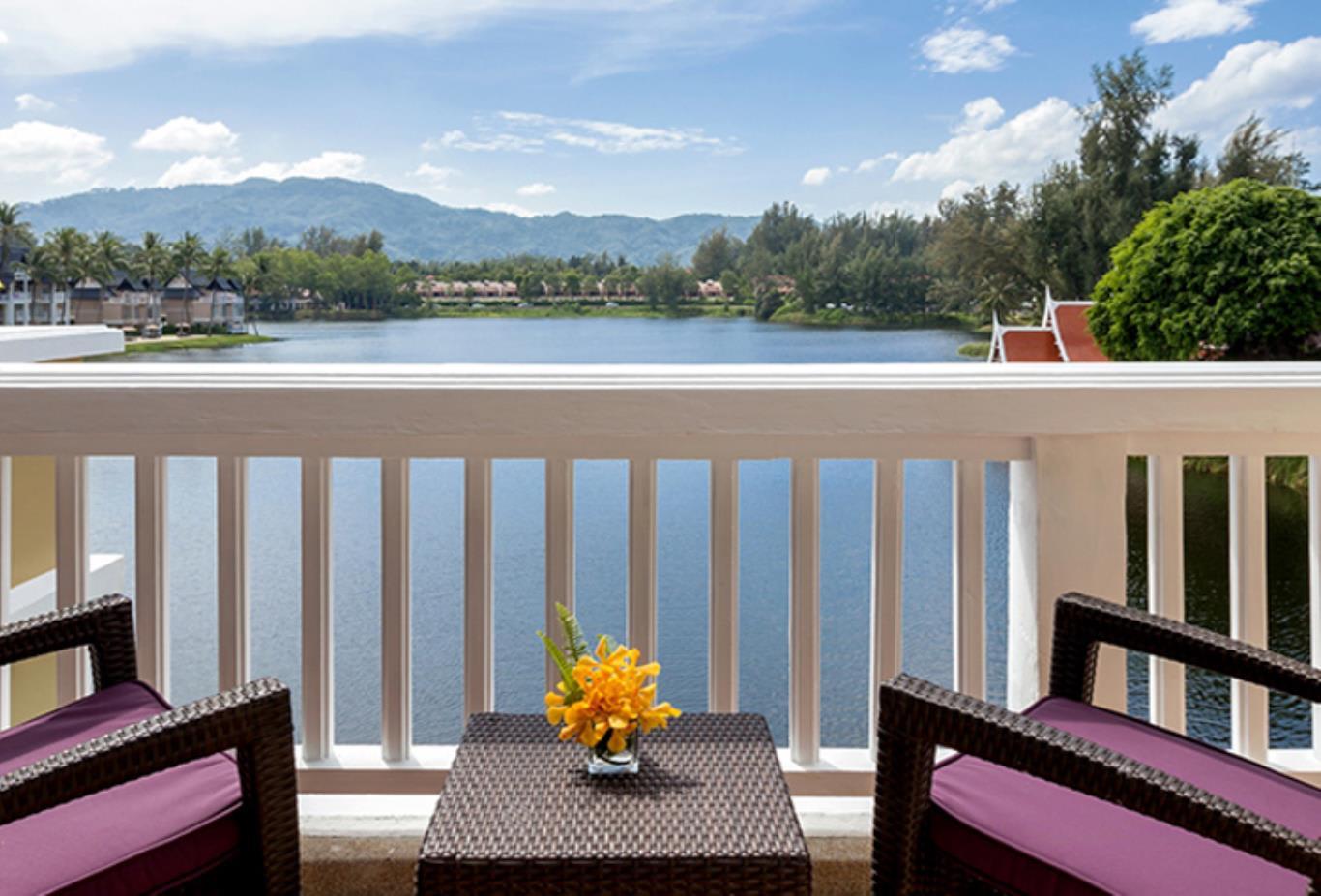 Laguna Room Balcony