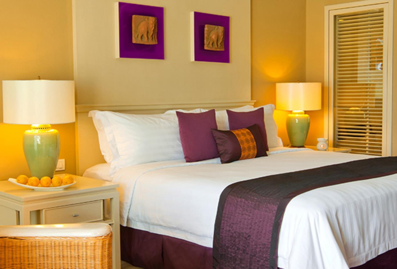 Laguna Room Bedroom