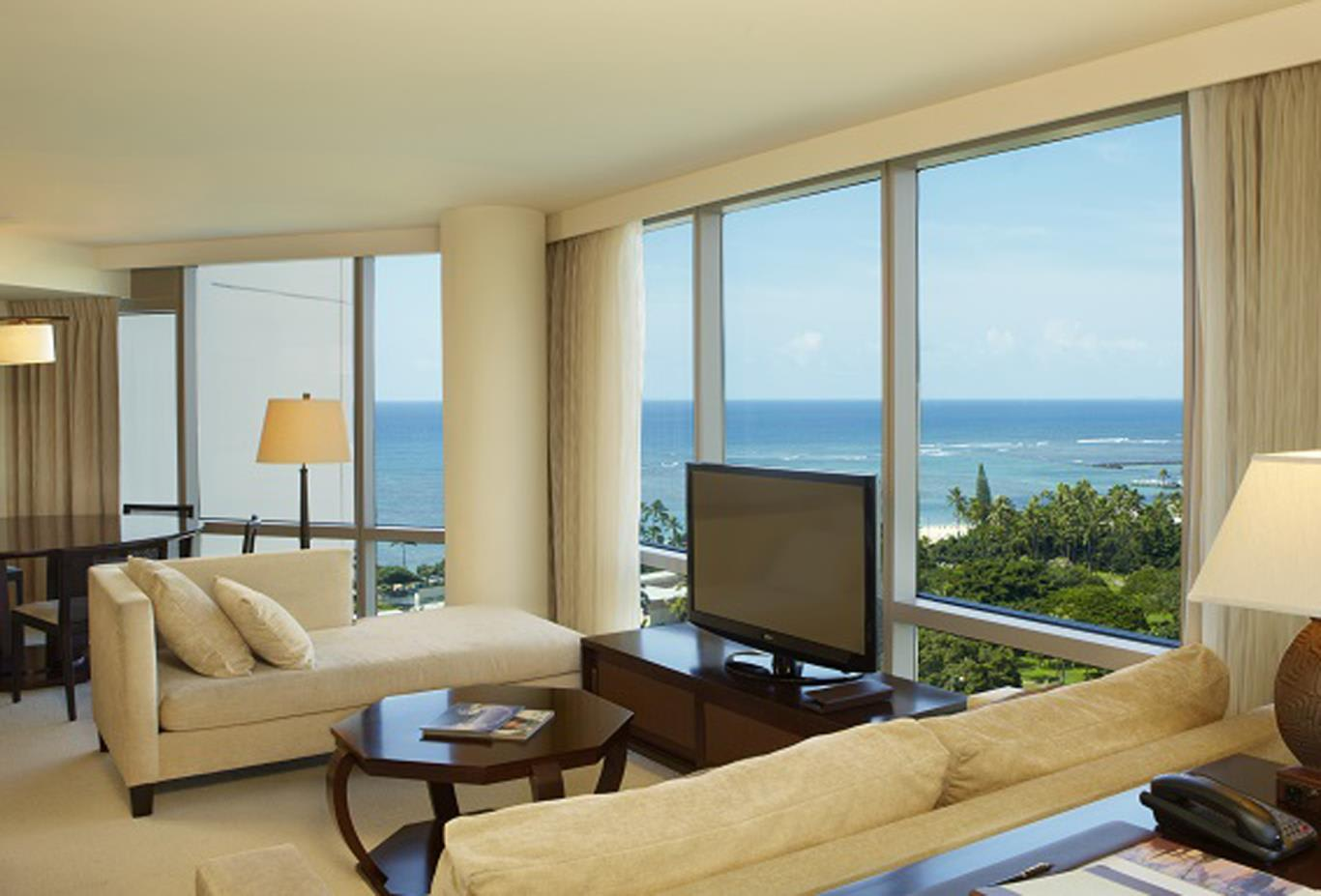 Delxue Two Bedroom Suite
