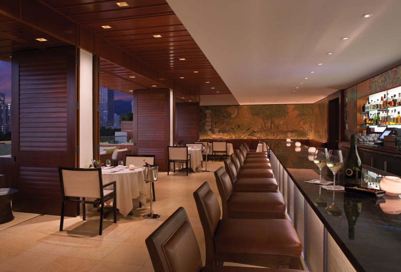 Wai'olu Ocean View Lounge