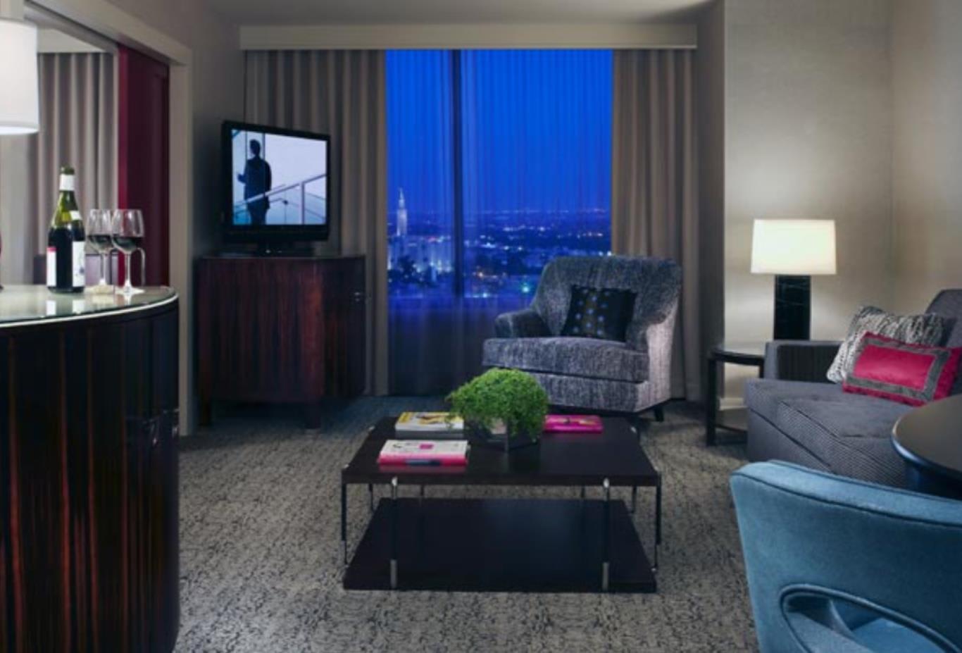 Skyline King Spa Suite