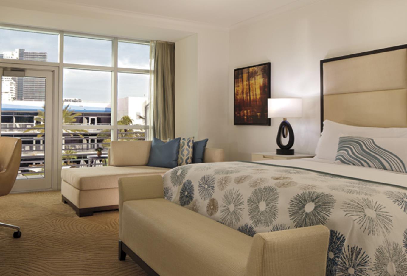 Lanai Guest Room