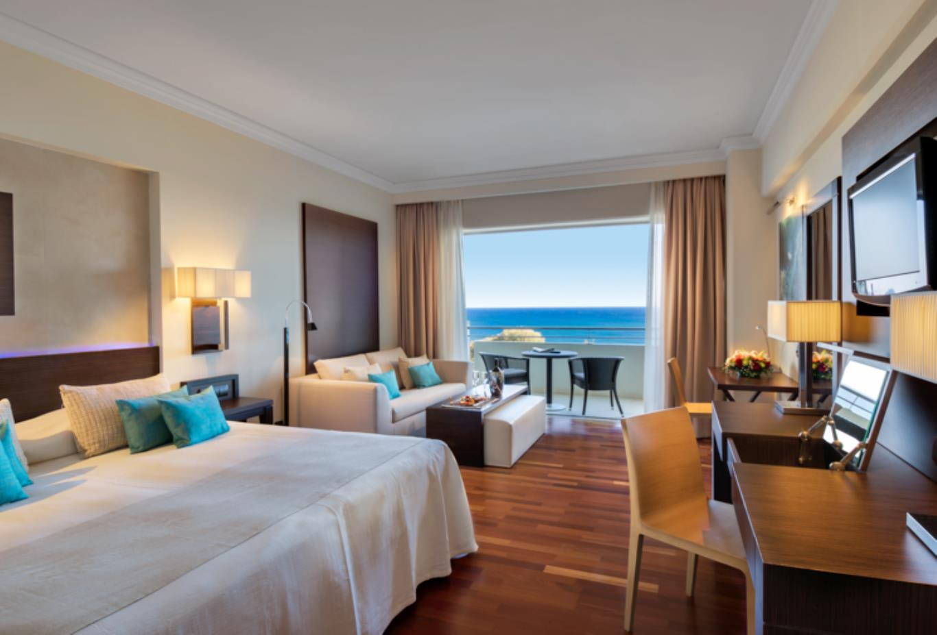 Elite Superior guestroom sea view