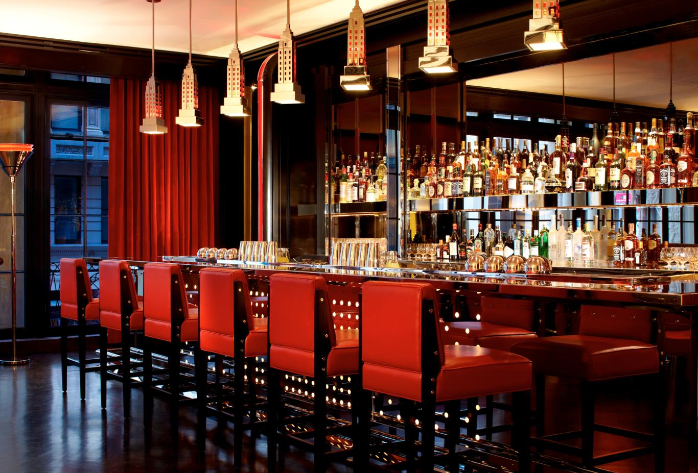 The Lambs Club Bar