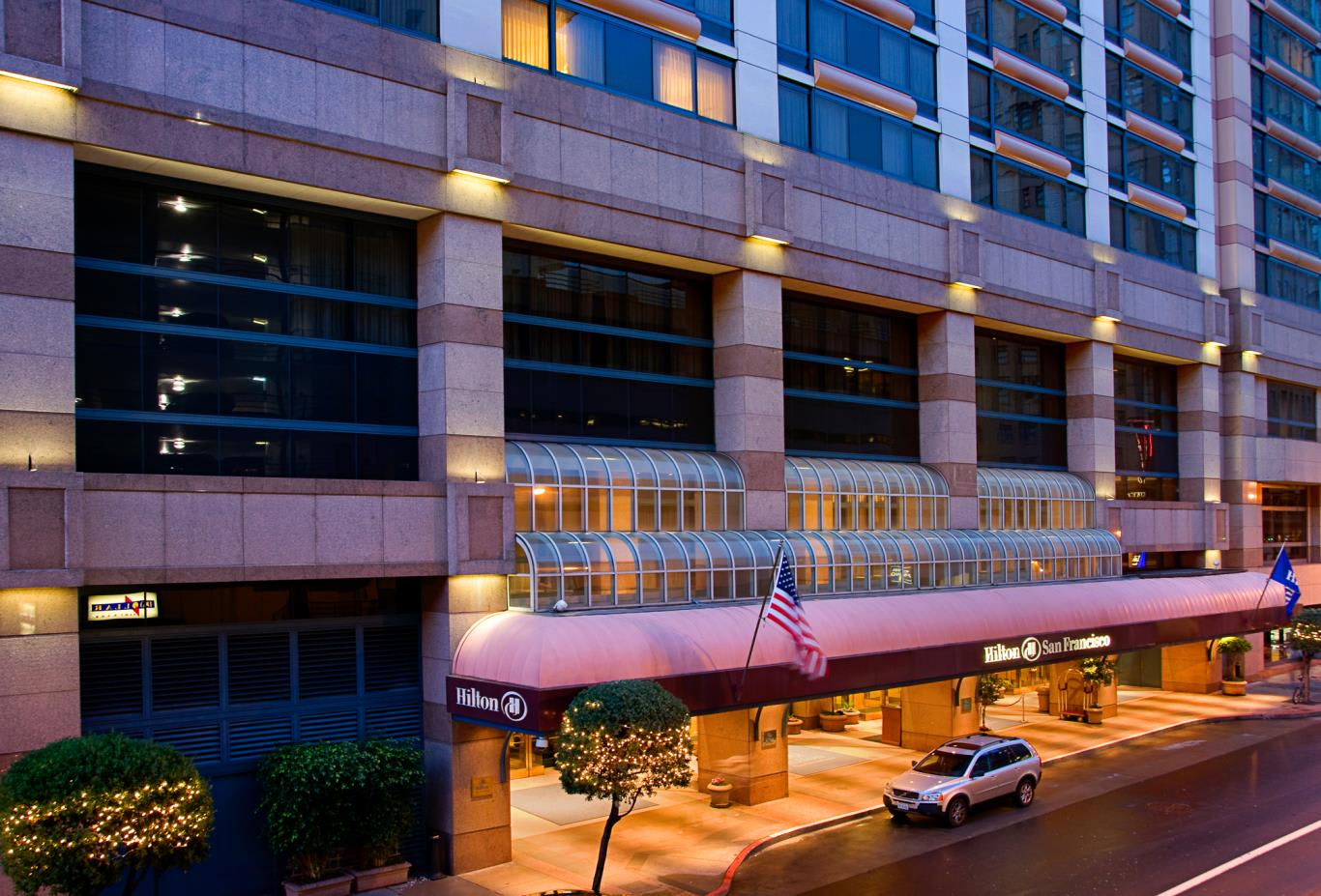 Hilton San Francisco Union Square San Francisco