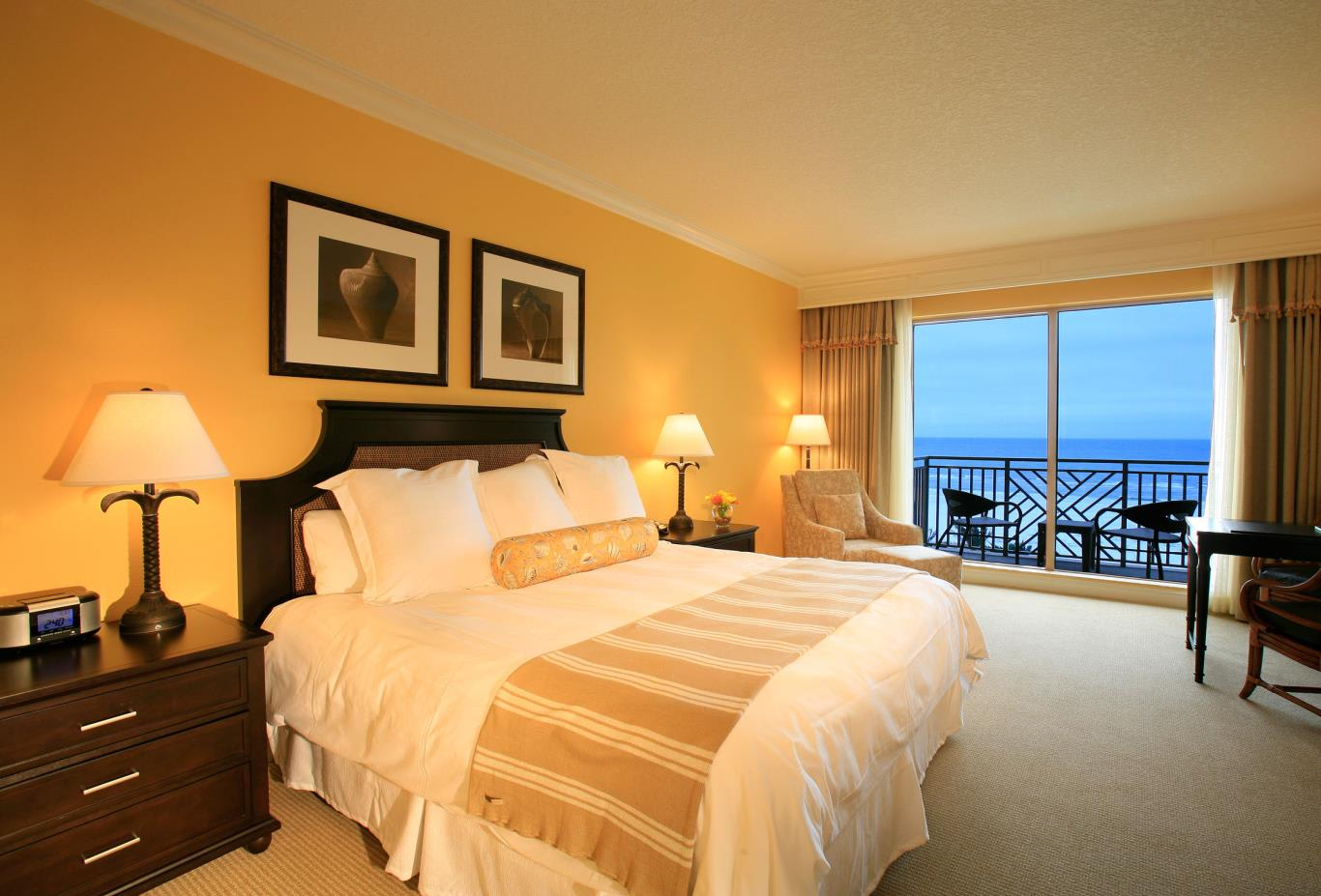 Coastal View Room