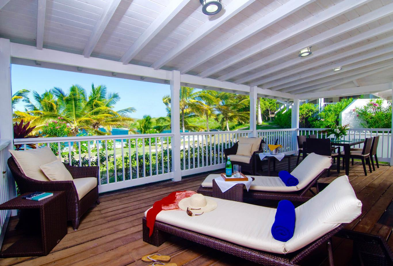 Premium Beach Cottage 2 Bedroom