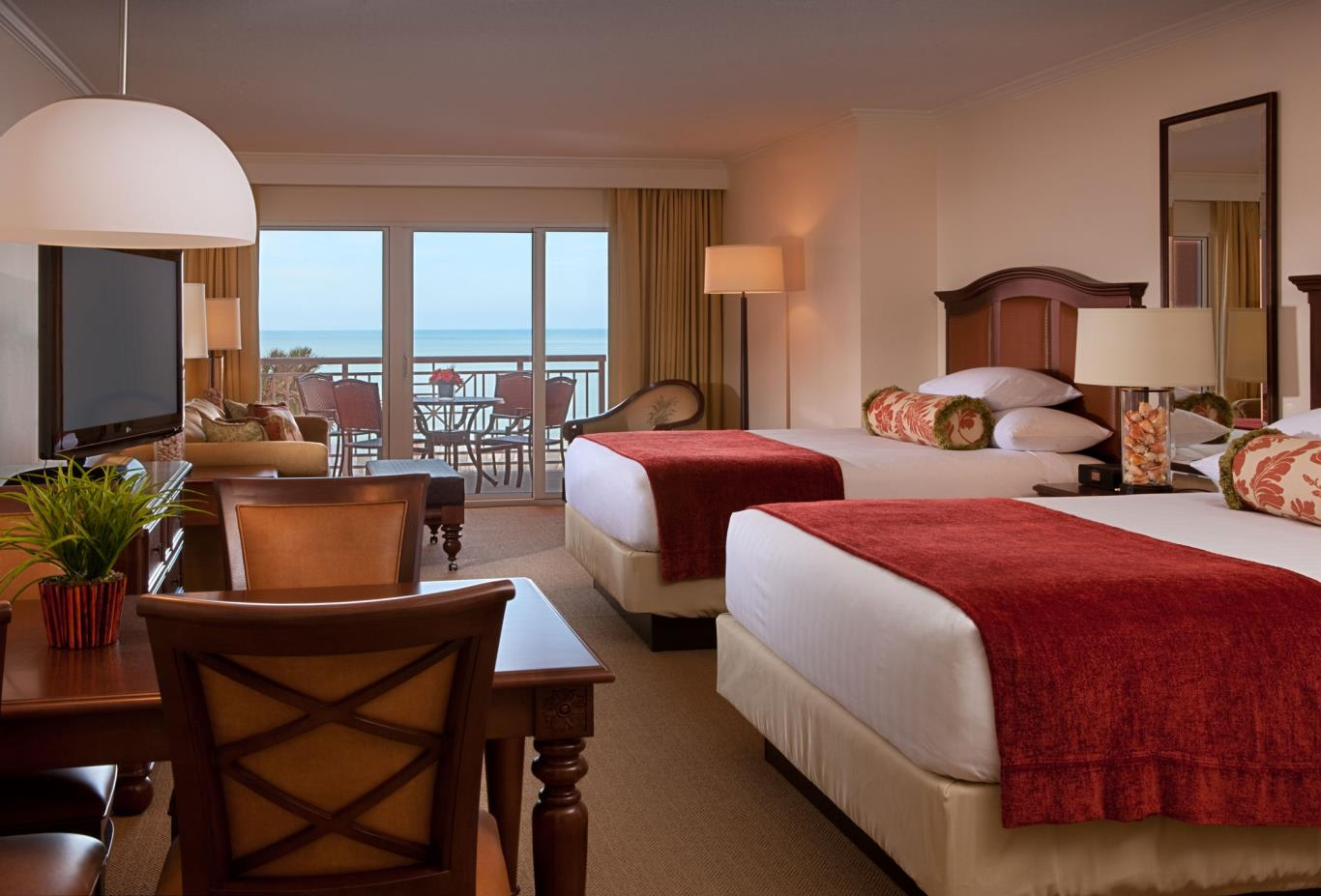 Gulf Front Two Bedroom Suite