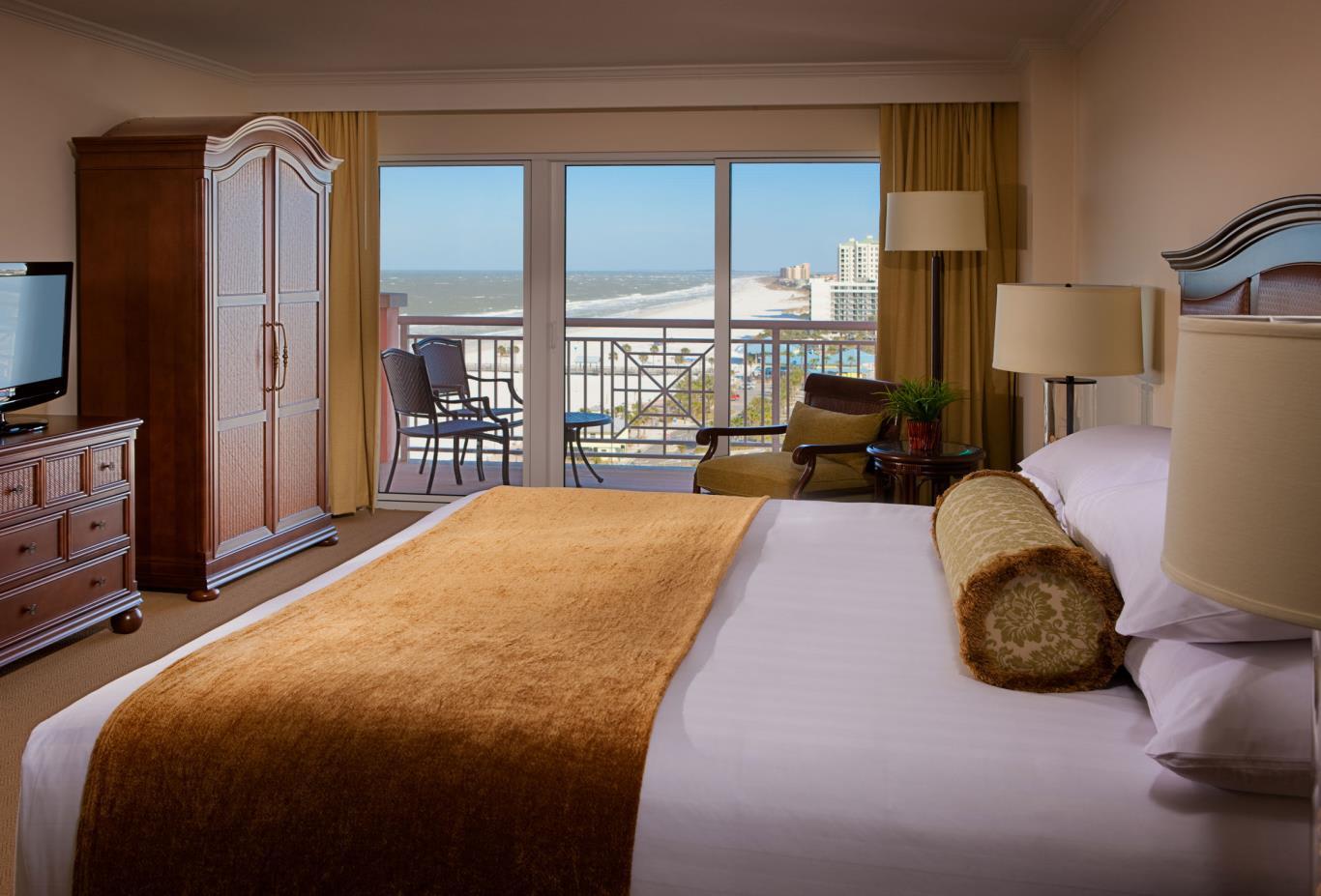 Premium/Gulf One Bedroom Suite