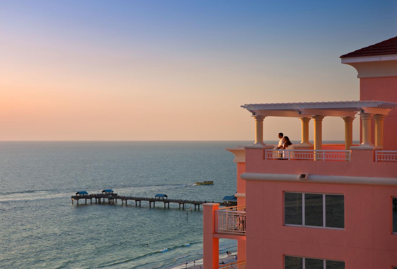 Gulf Terrace Views