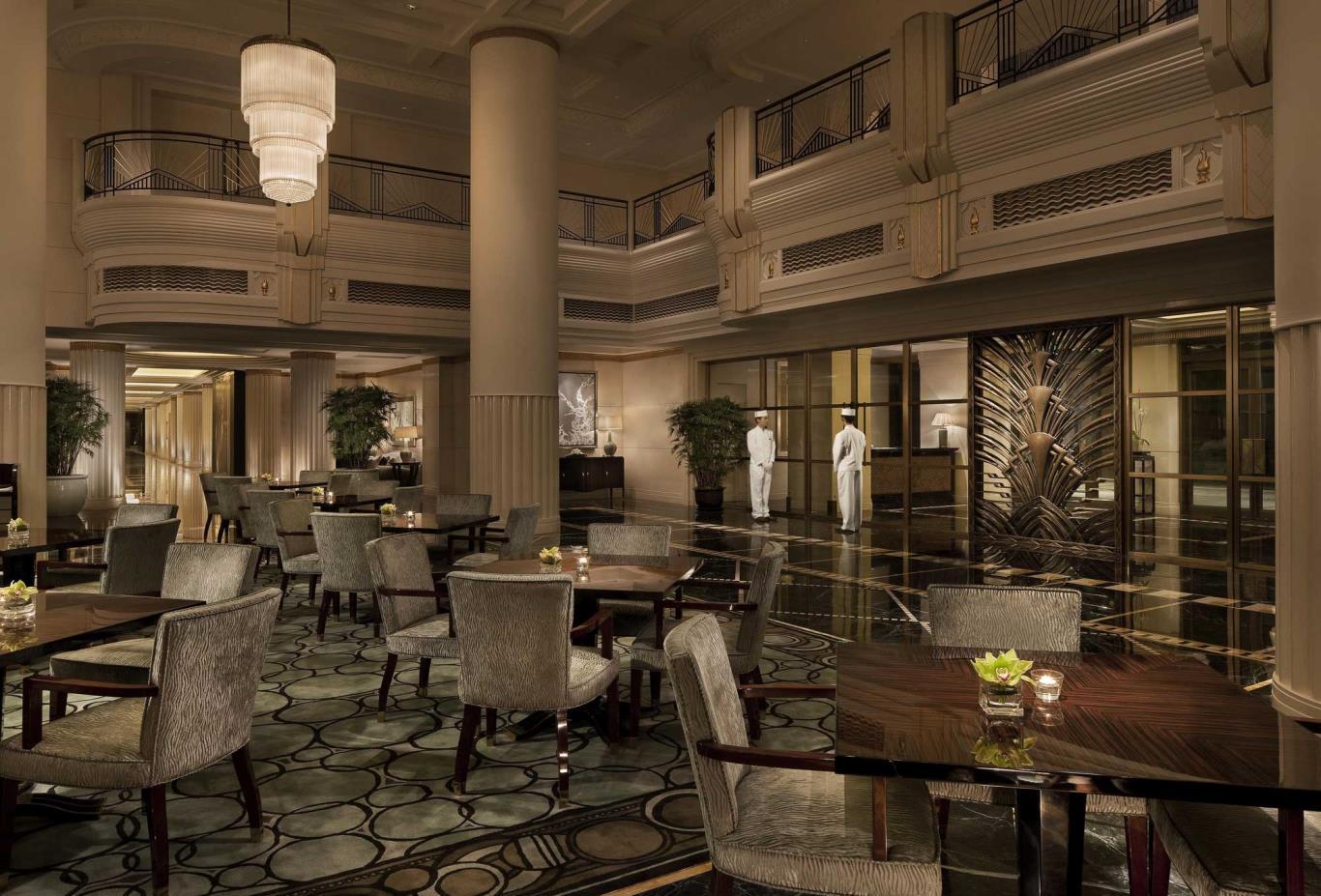 The-lobby-at-night