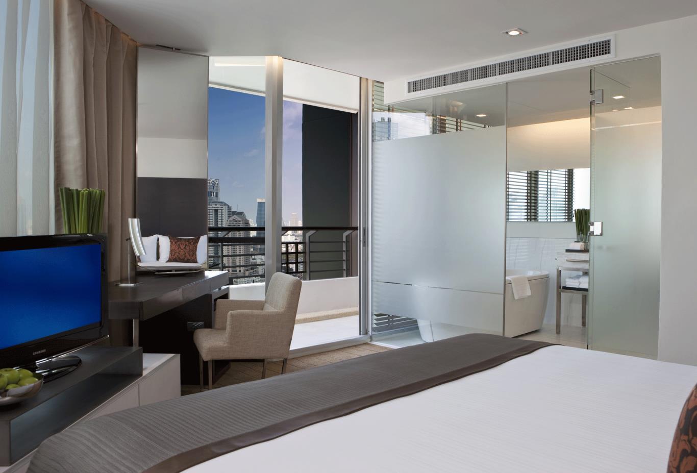 2 bedroom suites Master