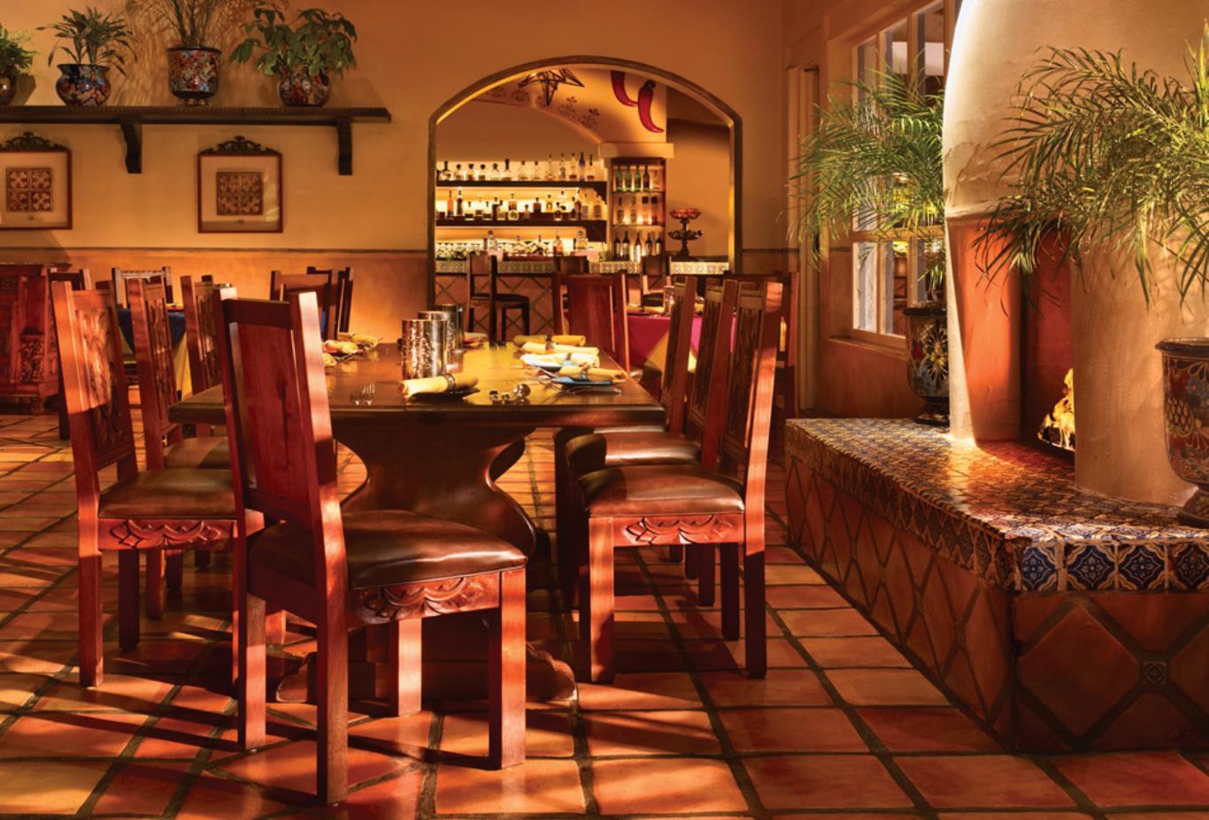 Adobe Grill Bar