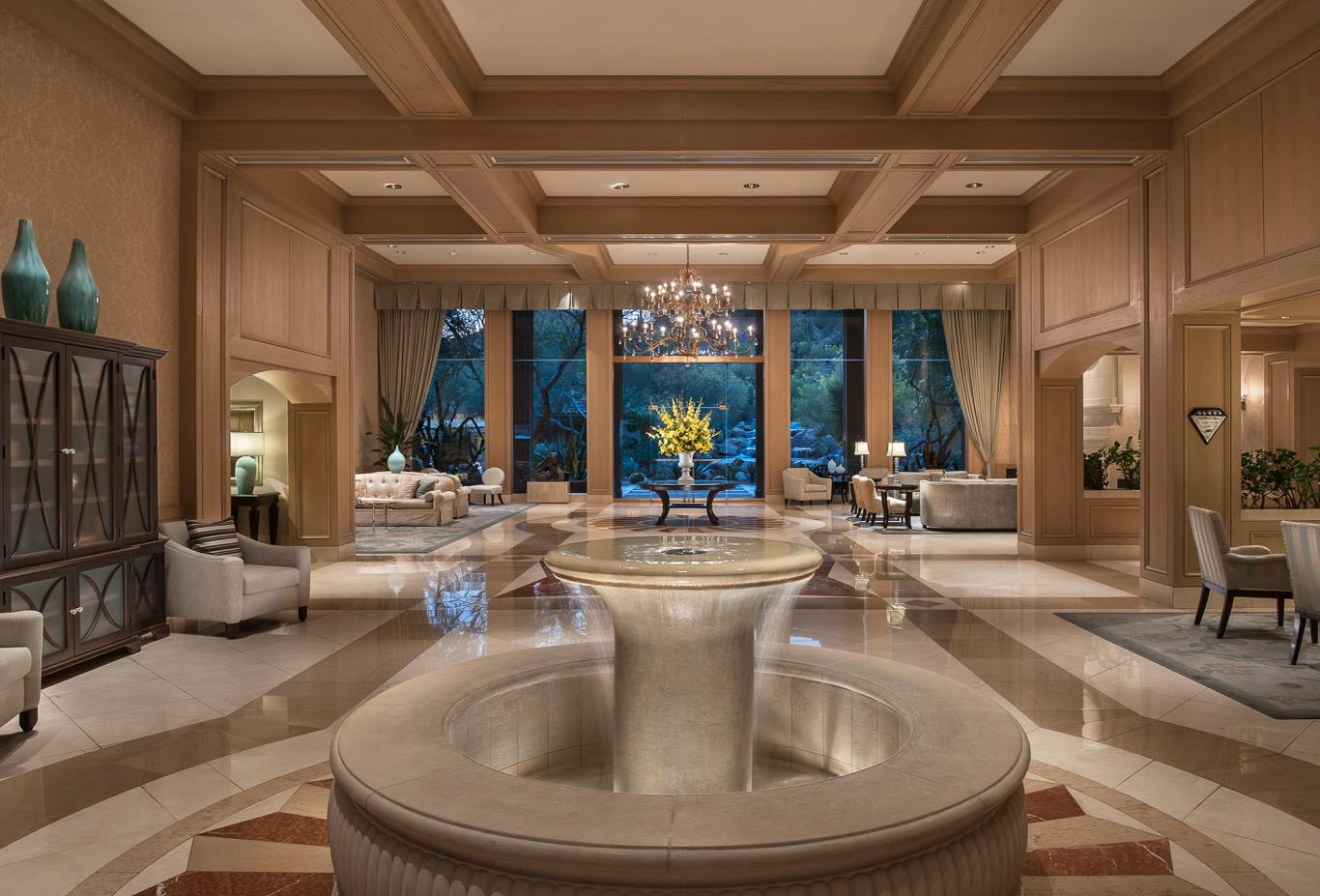 Canyon Suite lobby