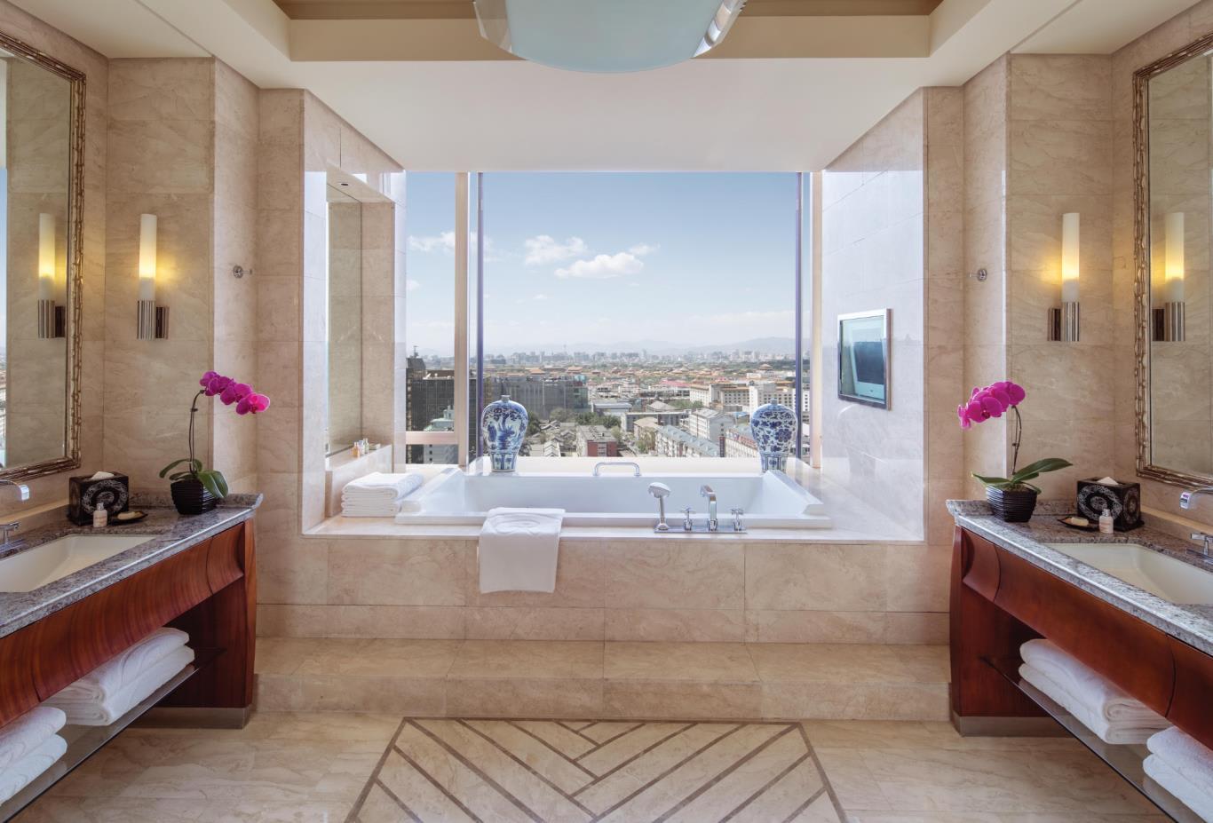 Jinbao Suite Bathroom