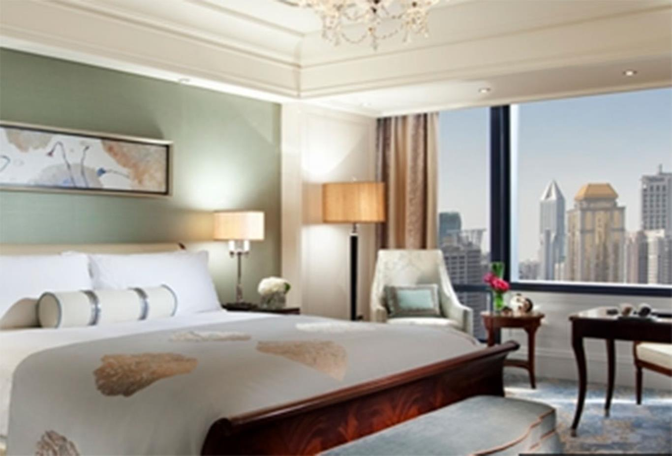 King Bed Deluxe Cityview