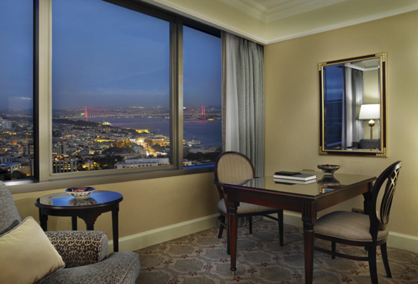 Partial Bosphorus View Deluxe Room
