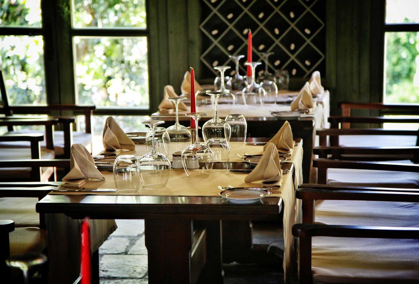 Garuda A La Carte Restaurant