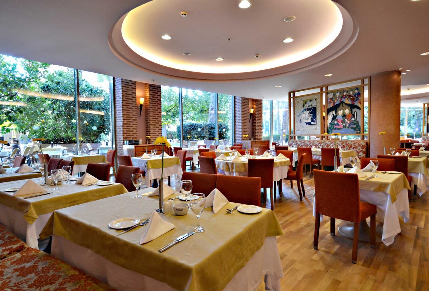 Mythos Main Restaurant