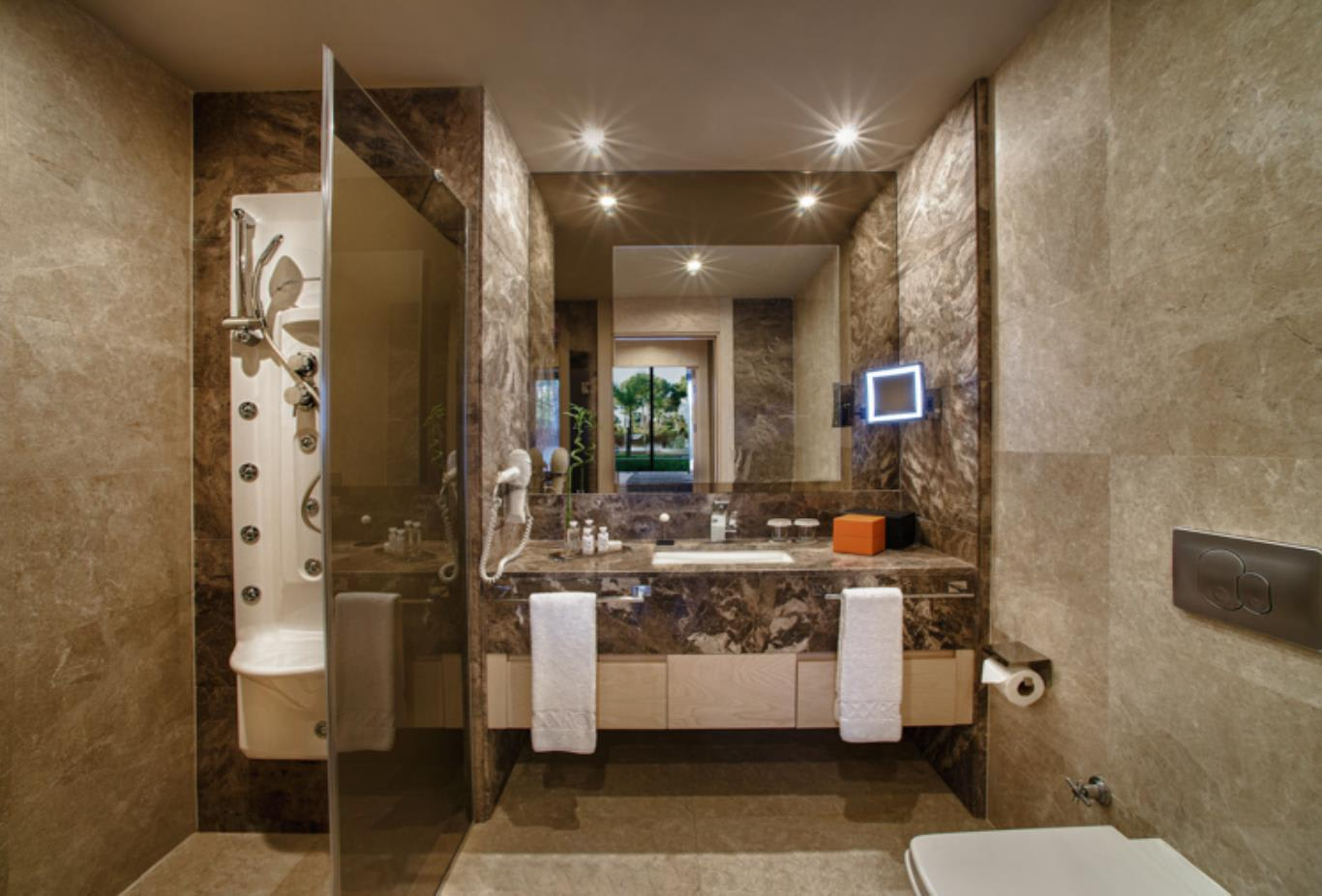 Terrace Family Suite bathroom