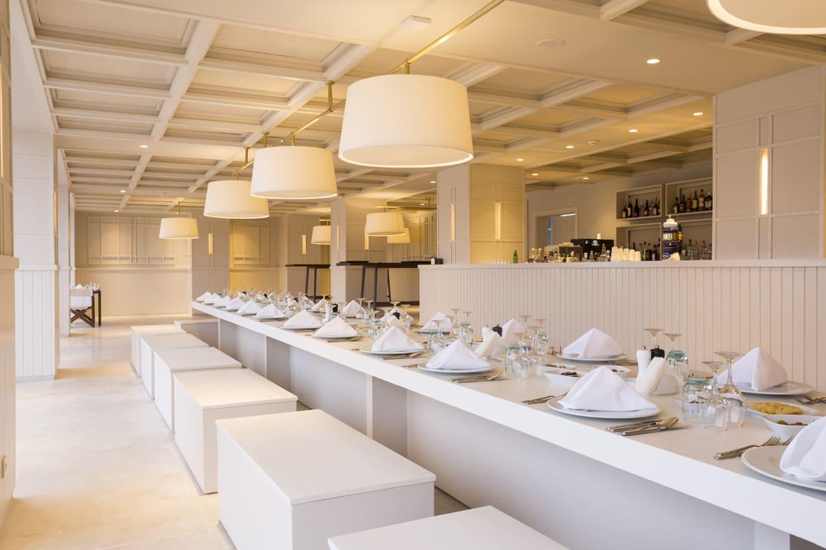 Vista Italian restaurant