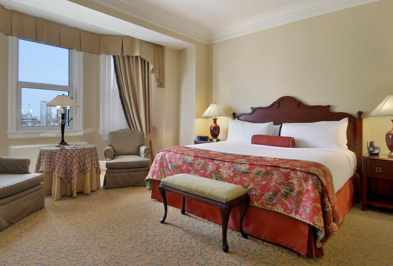 Fairmont View Room
