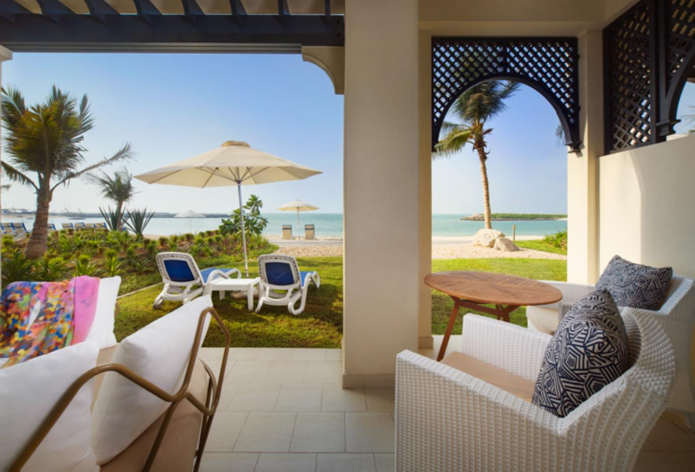 Junior Suite Villa with Beach Access