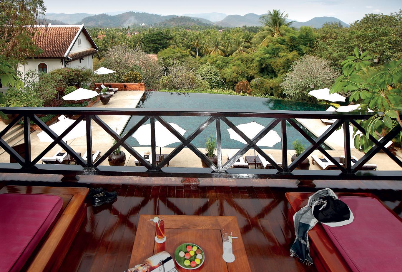 Mountain Pool View Junior Suite