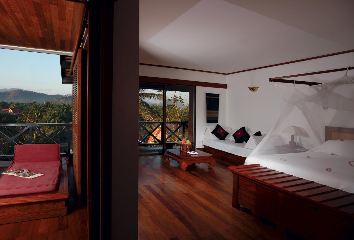 Mountain View Junior Suite