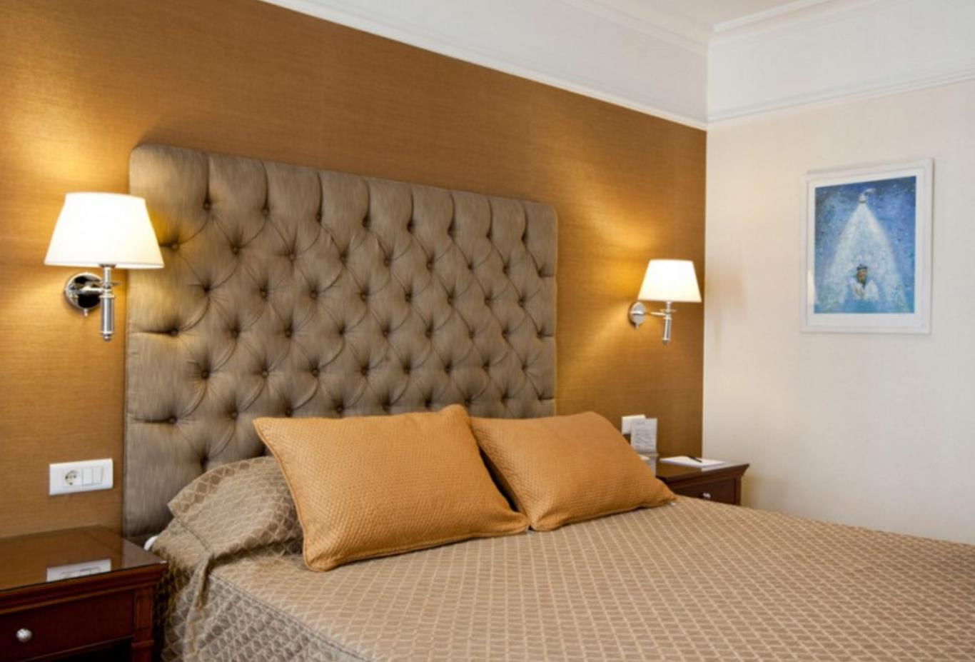 Standard-Room double bed