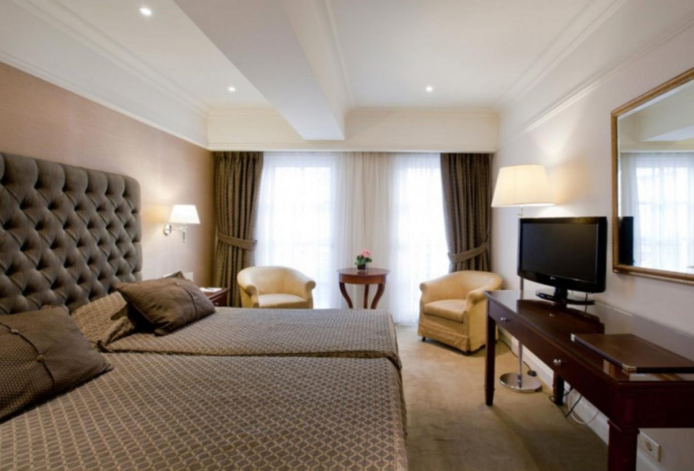 Standard Room two double beds